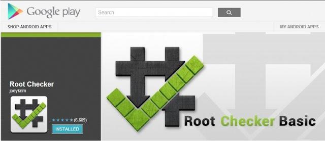 ـ Root Checker للتأكد من وجود صلاحيات root رووت على أي جهاز أندرويد Root-Checker-810x353