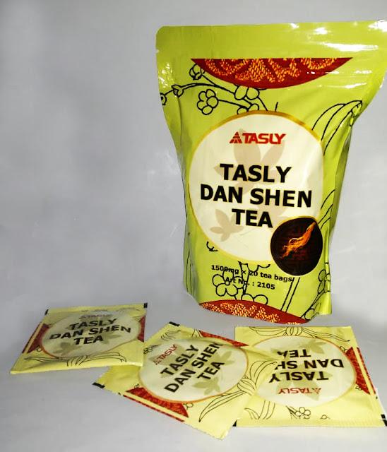 Tasly Danshen Tea