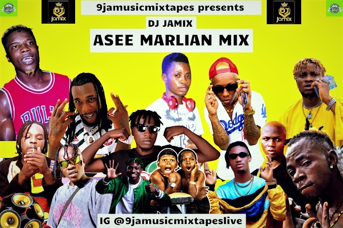 DJ Jamix - Asee Marlian Mix ( December 2020 Mix ) @Iam_djjamix   Compilation Banger Mix
