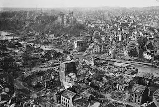 kota bekas perang