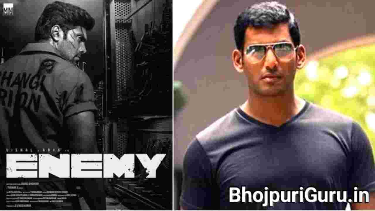Enemy 2021 tamil movie