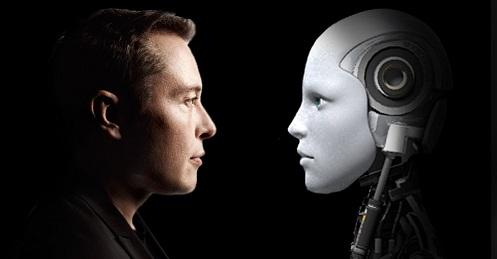 intelligenza artificiale è più PERICOLOSA rispetto alle armi nucleari