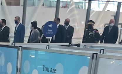 Luis Abinader llega a Nueva York con agenda de trabajo de 6 días