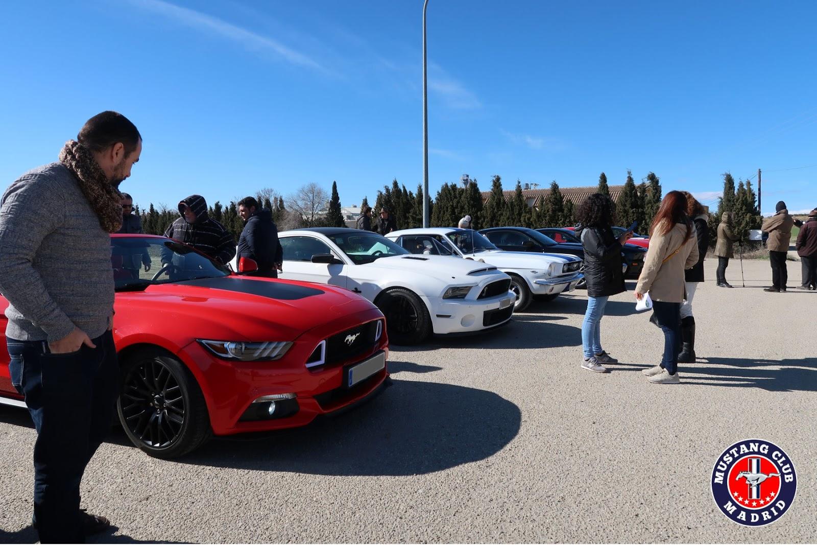 Mustang Club Madrid