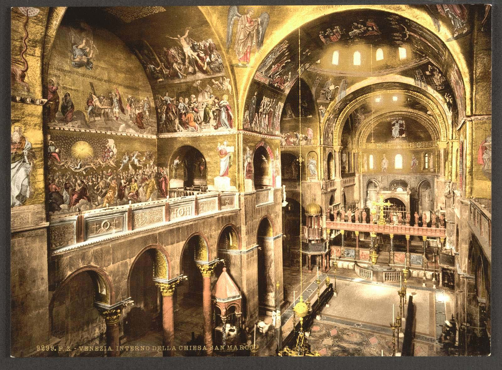Internal view from San Marco.