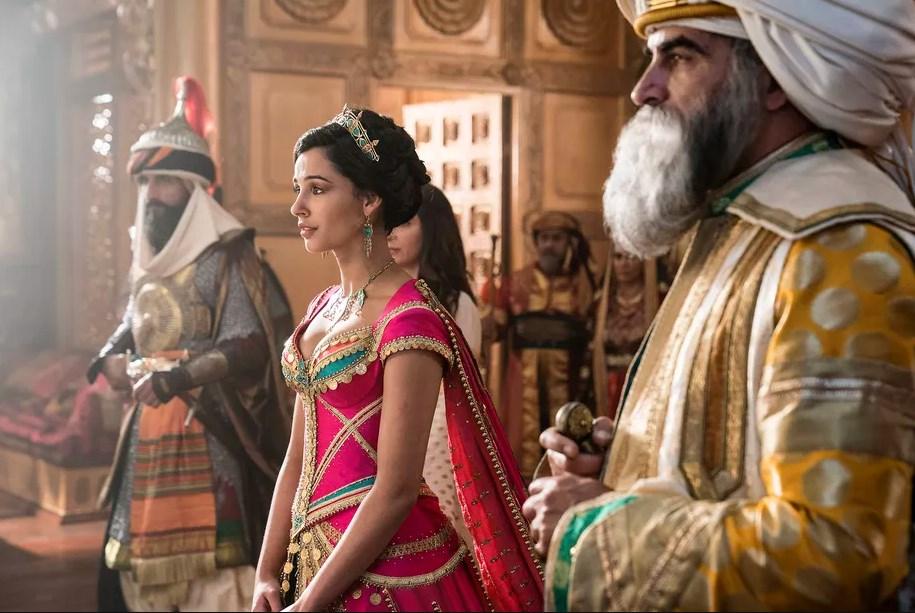 New Disney Aladdin Remake Tense Cultural Policy