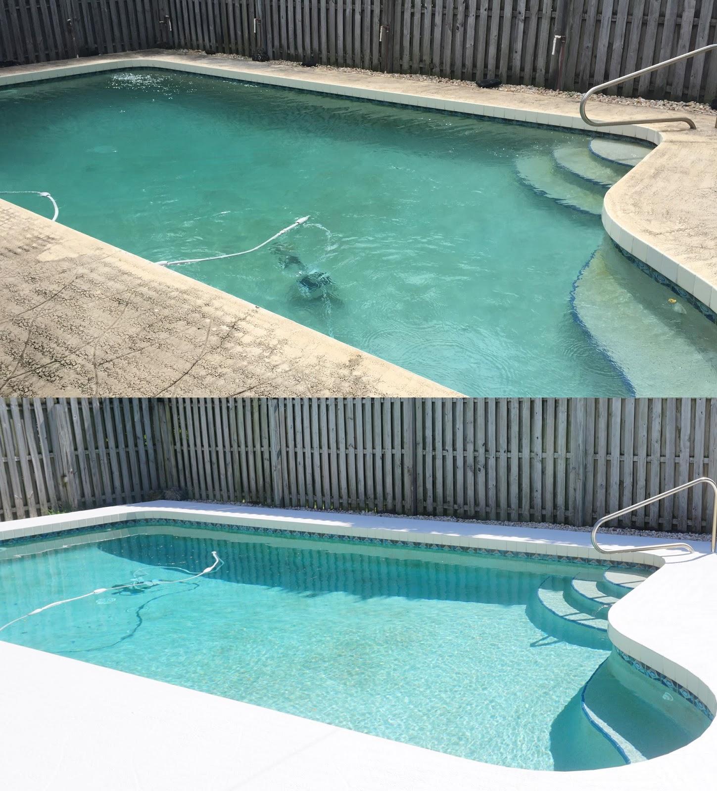 Lorraine Stanick How To Improve Pool Deck Behr