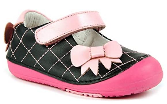 Momo Baby Mary Jane Leather Shoes