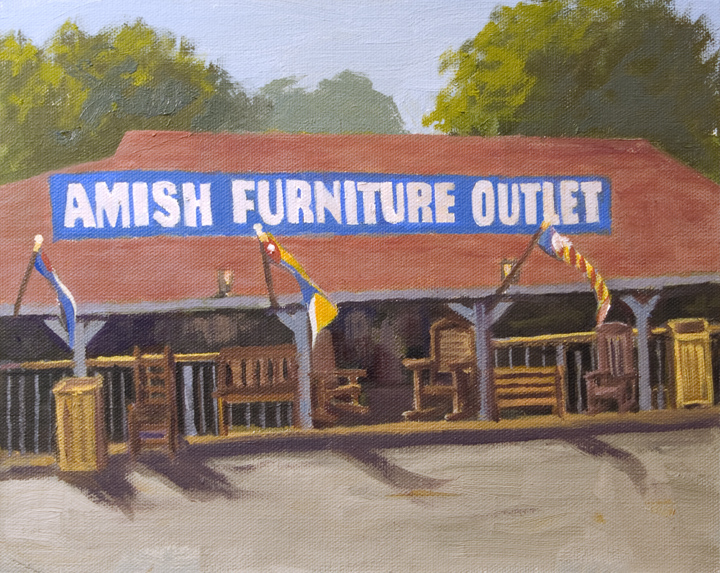 Amish Furniture  Pennsylvania