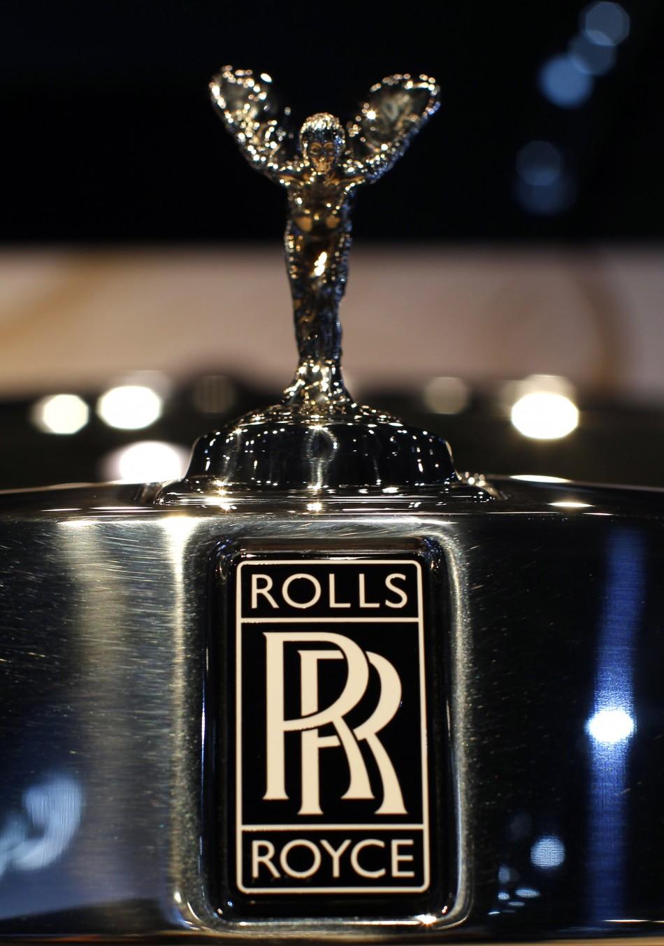 New Autos,Latest Cars,Cars in 2012: Rolls Royce Logo