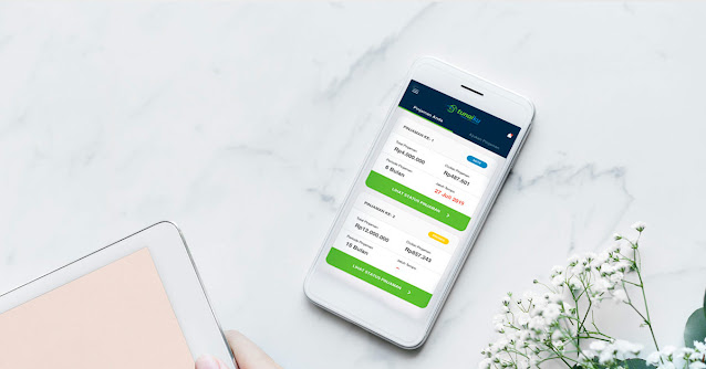 Aplikasi Pinjaman Online di Tunaiku
