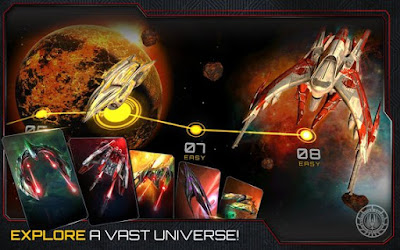 Download Game Battlestar Galactica:Squadrons APK v1.0.29 Update Terbaru 2016