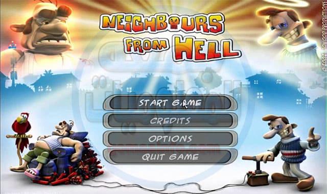 تحميل جميع أجزاء لعبة الجار المشاغب | Neighbors From Hell