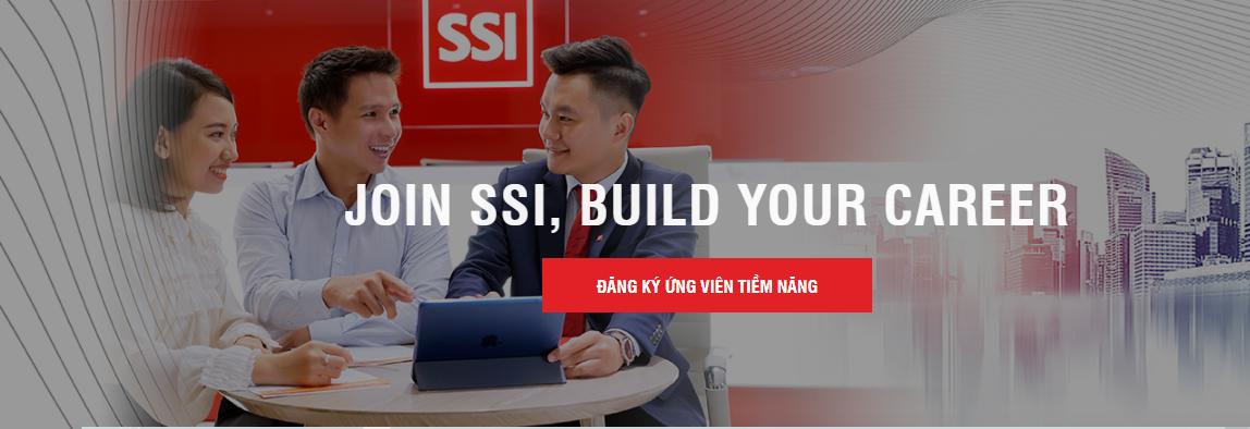 Chứng khoán SSI tuyển dụng nhân sự