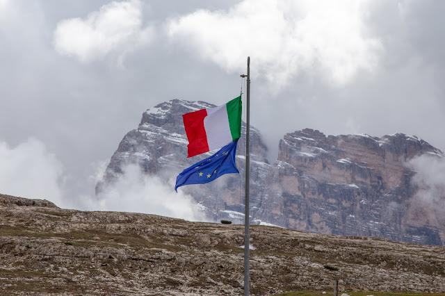 Rundtour Drei Zinnen - Dreizinnenhütte  Wanderung Sextner Dolomiten  Wandern Südtirol  Tourenbericht Tre Cime di Lavaredo  GPS-Track 03