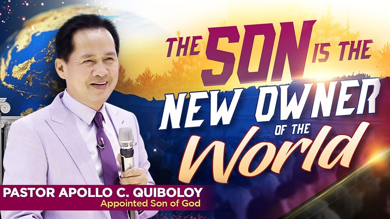 Who is Pastor Apollo Quiboloy?