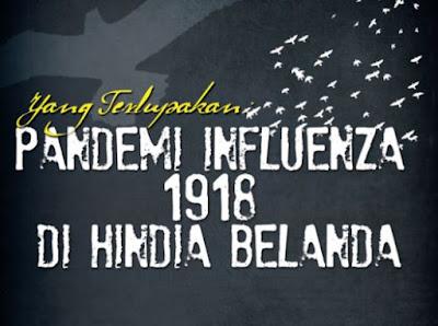 Buku Pandemi Influenza 1918 di Hindia Belanda