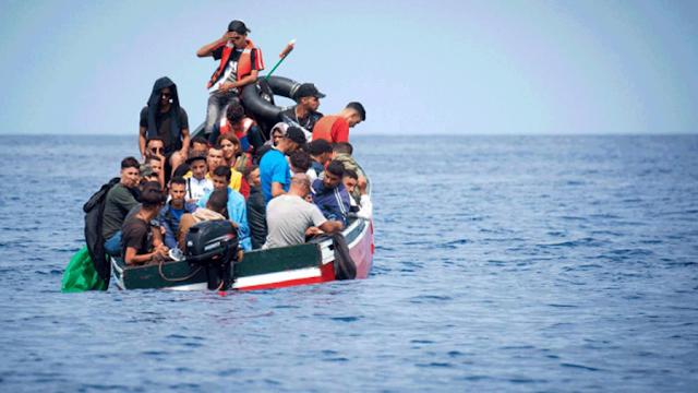 عودة غير مسبوق للحراقة الجزائريين على سواحل إسبانيا