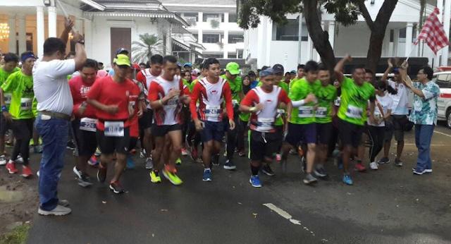AGEN BOLA - Ramaikan Marathon Ribuan Pelari Di Bogor