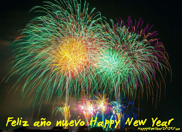 Happy New Year in Spanish