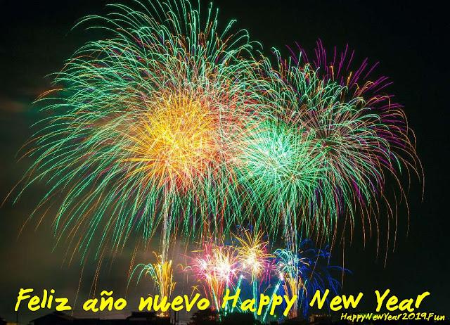 Happy New Year in Spanish