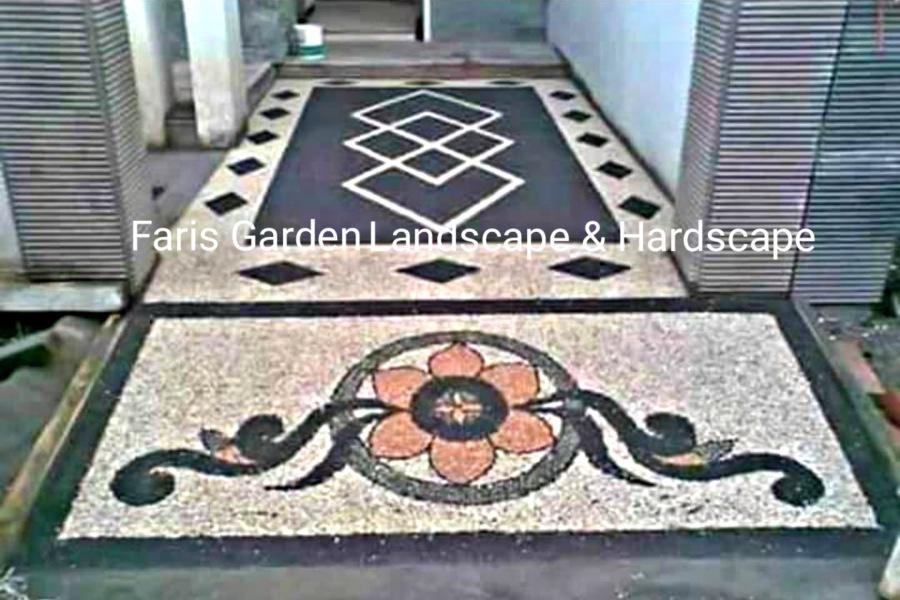 Jasa Tukang Batu Sikat Blora - Jasa Pembuatan Lantai Carport Di Blora