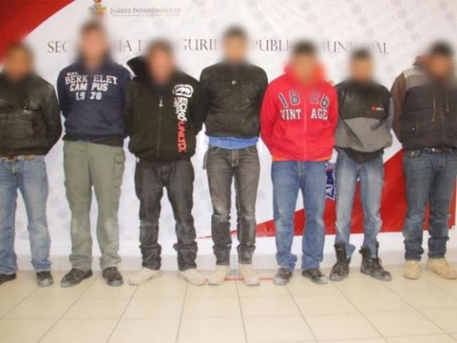 Duro golpe al Cártel de Sinaloa caen 12 de sus sicarios en Chihuahua
