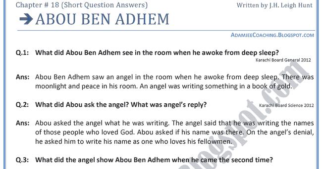 The Short Muslim Boy Names {Forum Aden}