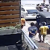 අවිගත් පොලිස් බළමුළු 'ලහිරු වීරසේකරව අල්ලාගත් අවස්ථාවේ' CCTV දර්ශන (VIDEO)
