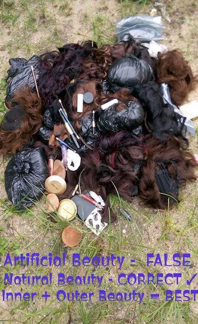 Wearing makeup, wigs, earrings, high heels are properties of Jezebel- Evangelist says as he burns a woman wigs, makeups, high heels,earrings
