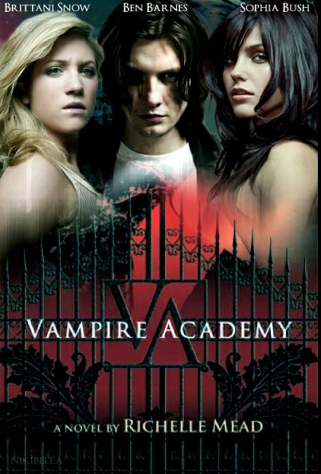 Vampire Academy Movie Film 2014 - Sinopsis