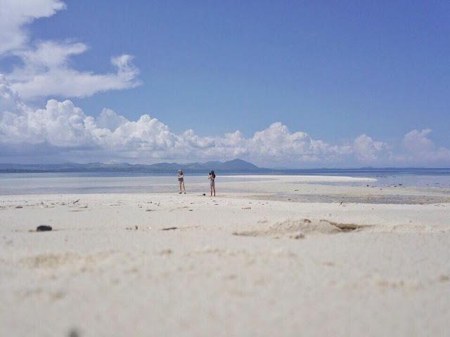 sandbar in mindanao