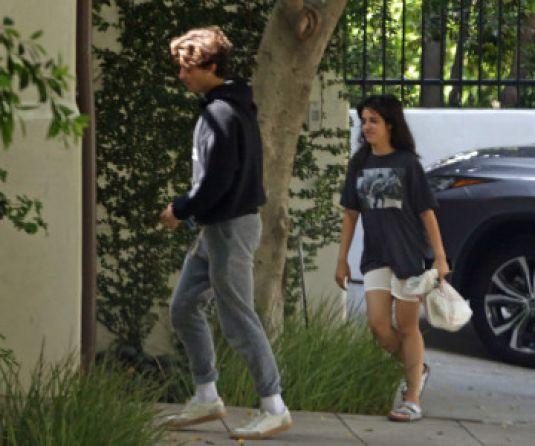 Camila Cabello Clciked in Los Angeles 8 May-2021