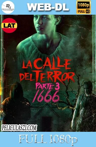 La calle del terror (Parte 3) 1666 (2021) Full HD WEB-DL 1080p Dual-Latino