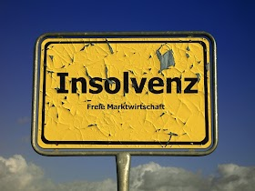 What does insolvent mean?