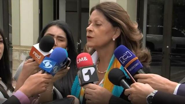 """Colombia llama a la """"serenidad"""" ante tensiones con Venezuela"""