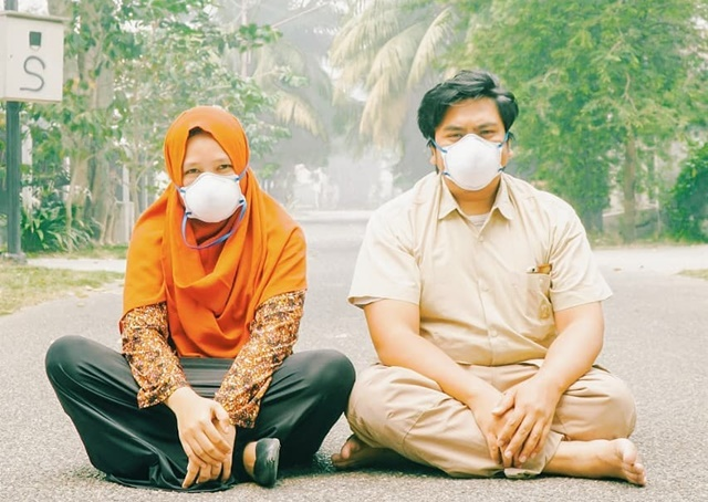 Riau Udara Buruk - IGbarumunnanda