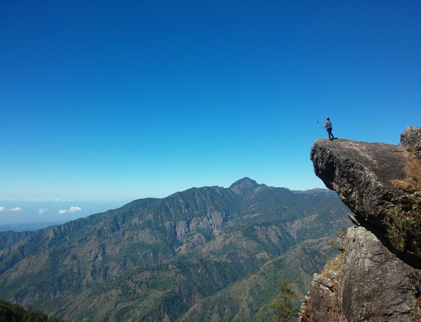 Gungal Rock, Mt. Ulap Itogon