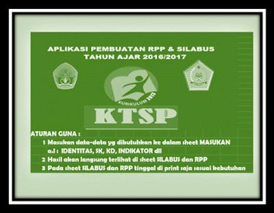 Download Aplikasi Pembuatan Rpp Dan Silabus Sd Otomatis