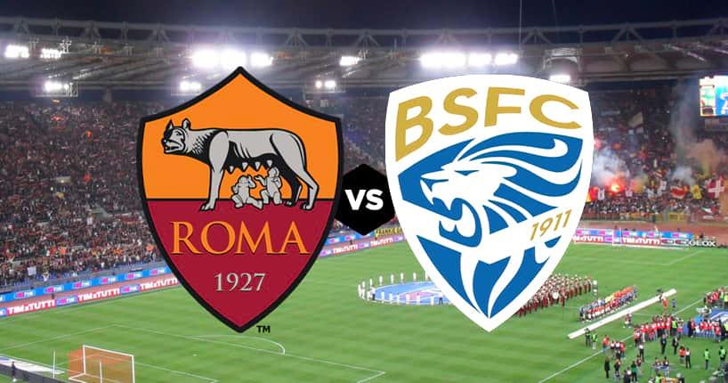 Brescia VS Roma (Itay Serie A)