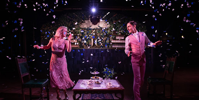 REVIEW: The Great Gatsby at Immersive LDN