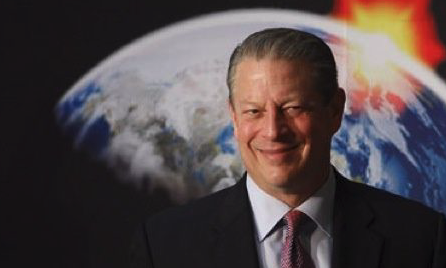 Gore travels to Dubai, warns: 'Global warming' triggering 'flying rivers, rain bombs'