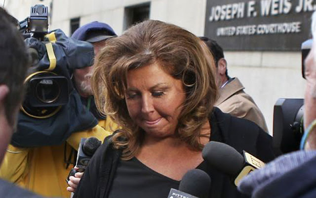 Dance Moms Abby Lee Miller Gets 1 Year in Prison