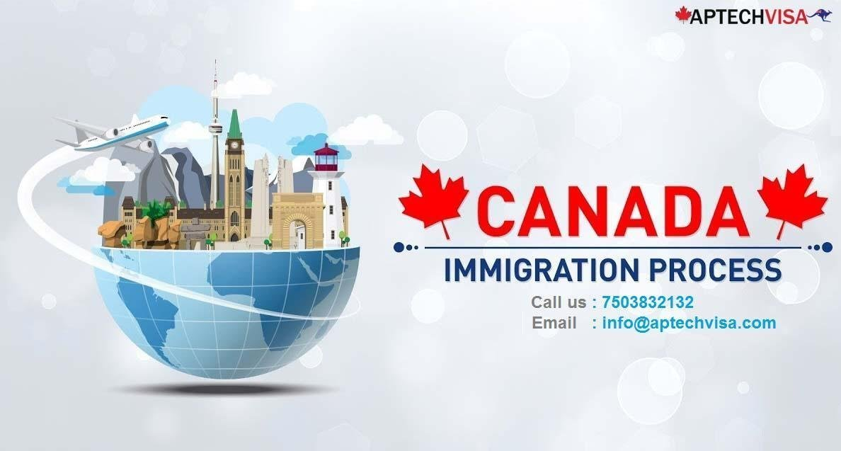 Aptech Visa - Immigration Consultant: Canada Immigration Process