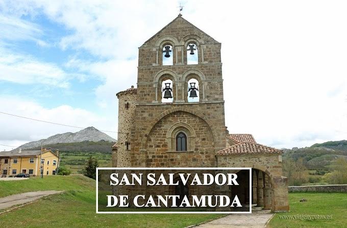 Románico Palentico: San Salvador de Cantamuda