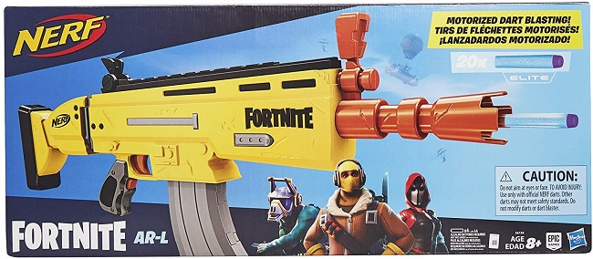 Nerf- Fortnite AR L
