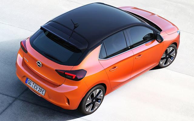 Novo Opel Corsa 2020