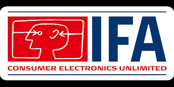 IFA 2015 - Schedule