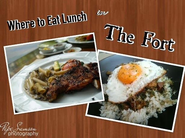 Where to Eat Lunch in The Fort