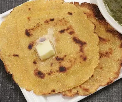 How to make makki di roti at home